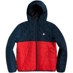 Veste Element Alder Puff Fundament Fire Red