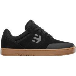 Skate shoes Etnies Marana pour Homme Black Dark Grey Gum