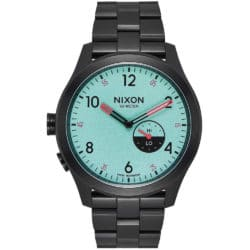 Montre Nixon Beacon A1168-602-00 All Black / Blue