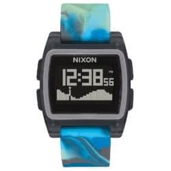 Montre Nixon Jellyfish A11043176 couleur noir, gris, bleu