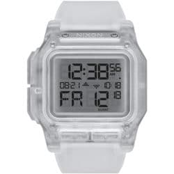 "Montre Nixon ""Regulus Clear"""