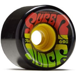roues OJ Wheels SuperJuice Jamaica 60mm