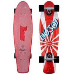 Skate Cruiser Penny X Christian Hosoi red 27″