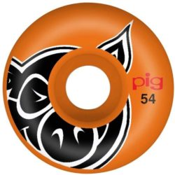 Pig Head Orange Made Pro 54 mm