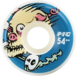 Pig Wheels Skull C-Line 54mm