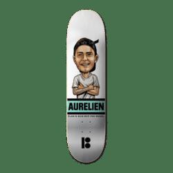 Plan B Aurélien Giraud deck