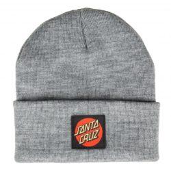 Bonnet Santa Cruz Classic Label Dot Gris