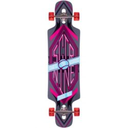 Longboard Sector 9 Sprocket Purple