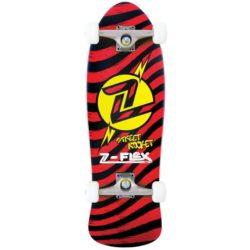 Skateboardcomplet Z-Flex Street Rocket rouge