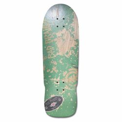 Skateboard complet Element Bad Brains Green Monster Factory 9.5″ shape