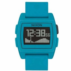 Montre Nixon Base Tide Resine Blue