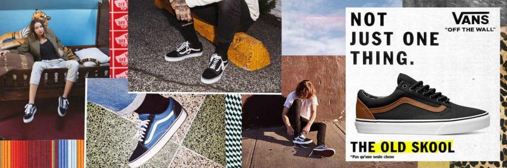 Chaussures de skate en stock