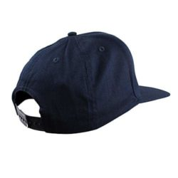 Casquette Zoo York Logo Bleu (French Navy) back