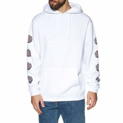 Sweat à capuche Independent Suds Hoody White front