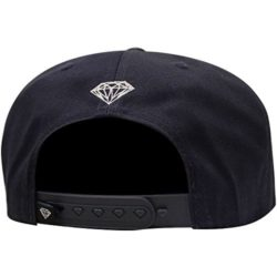 Casquette Snapback Diamond Supply Co. OG Script Navy BACK