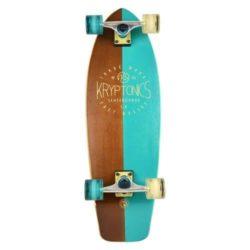 Skateboard cruiser Kryptonics Trademark Fat Cruiser Board