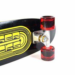 "Skateboard Cruiser Tracker Classic Wing 7.5"""
