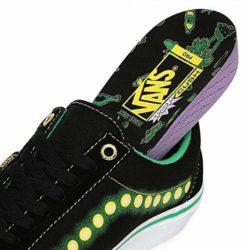 semelles Chaussures Vans X Shake Junts Old Skool Pro Noires