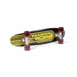 "Skateboard Cruiser Tracker Classic Wing noir 7.5"""