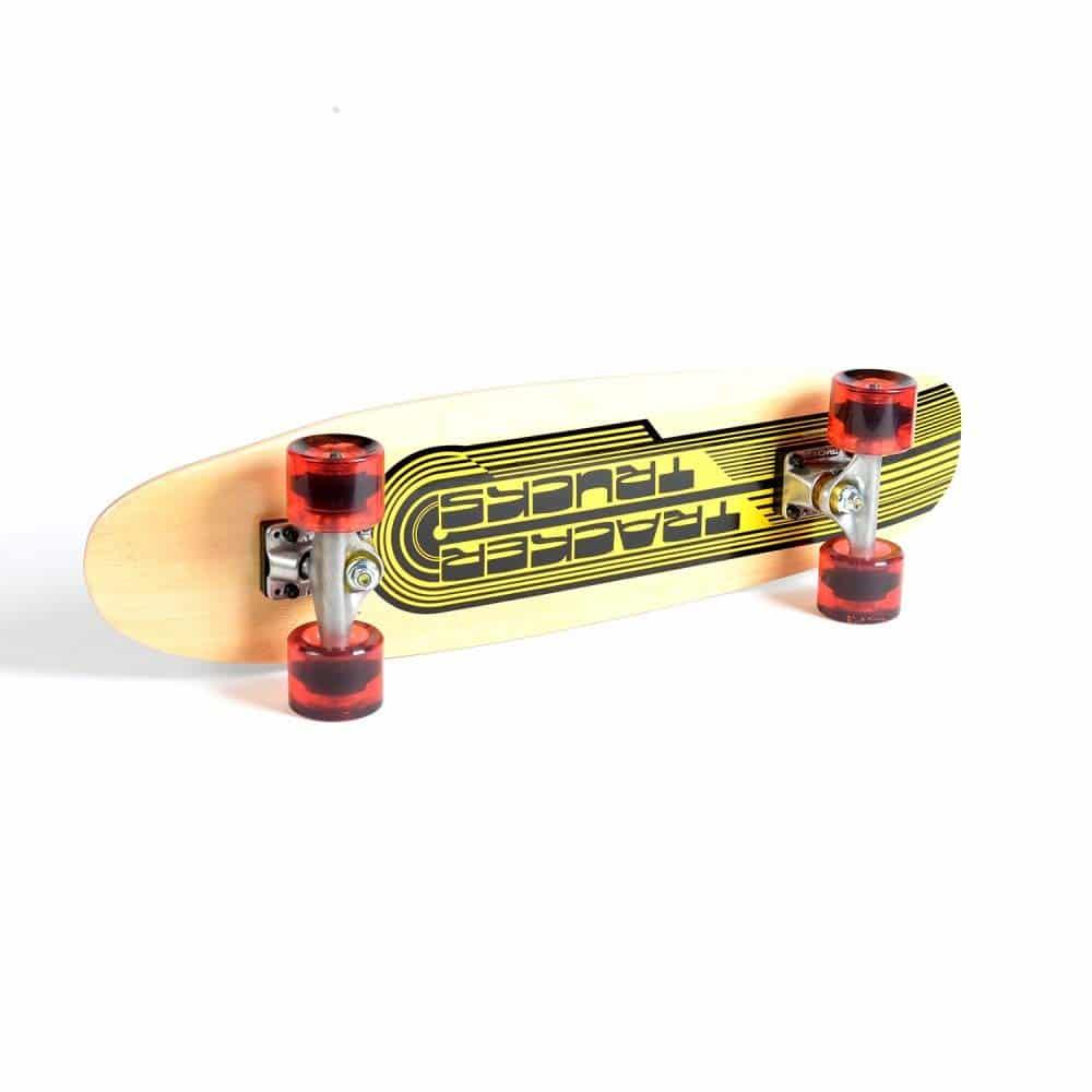"Skate Cruiser Tracker Bamboo Lam 7.87"""