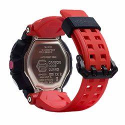 G-Shock Gravity Master GRB200-1A9 bracelet rouge