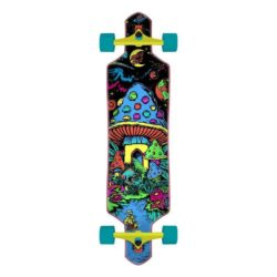 Longboard Santa Cruz Time Warp Factory Drop Thru 36″