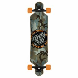 Longboard Santa Cruz MFG Dot