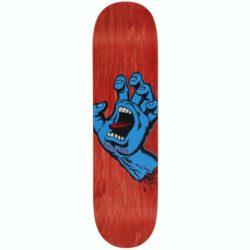 Santa CruzScreaming Hand red deck 8.0″