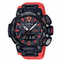 G-Shock Gravity Master GRB200-1A9 rouge