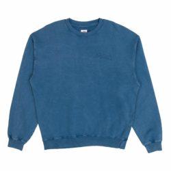 Sweatshirt Polar Skate Co Tissu vintage Bleu