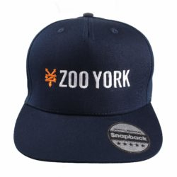 Casquette Zoo York Logo Bleu (French Navy)