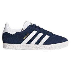 Adidas Gazelle Bleu (Navy/White)