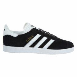 ChaussuresADIDAS Gazelle Noires Black/White