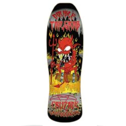 Cruzade Double Tail Grab deck 9.375″