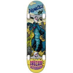 Skateboard complet Cruzade Drunkzilla 8,25″