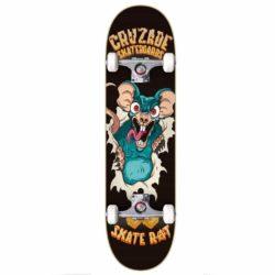 Skateboard complet Cruzade Skate Rat deck 8,25″