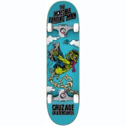 Skateboard complet Cruzade The Incredible Farting Man 8,125″