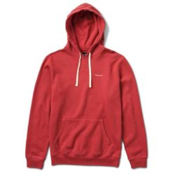 Diamond Supply Co. Script Hoodie Red