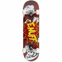 Skateboard Complet Enuff Pow rouge 7.75″