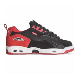 Chaussures de skateboard Globe CT-Iv Classic Noir/Rouge/Blanc
