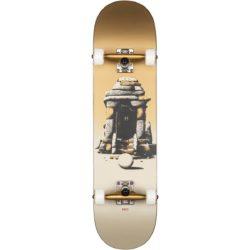 Skateboard complet Globe G2 on The Brink Shelter 8.0″