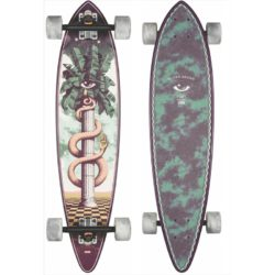 "Longboard complet Globe Pintail 34"" The Sentinel"