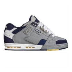 Chaussures Globe Sabre Grey Navy Yellow