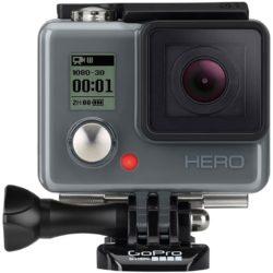Caméra embarquée GoPro HERO étanche 5 Mpix