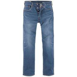 Pantalon Jeans Levi's 501 Original Key West Sky pour homme