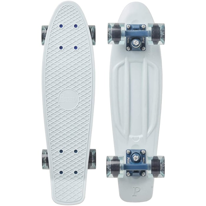 Skateboard Cruiser Penny Ice bleu 22″