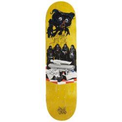 Polar Skate Co Paralysis Paul Grund deck 8.125″
