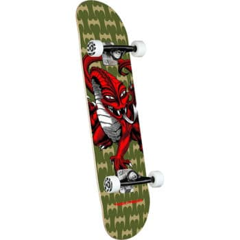 Skateboard Powell Peralta Cab Dragon One Off Olive 7.5″