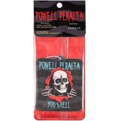 Désodorisant voiture Powell Peralta Ripper Vanilla Airfreshner