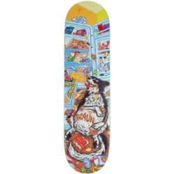 Santa Cruz Kevin Braun Munchies Everslick deck 8.6″